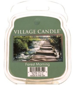 CIRE VILLAGE CANDLE FOREST MORNING