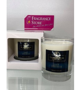 BOUGIE PARFUMEE LAIT D'ANESSE 2 MECHES 300G FRAGRANCE STORE