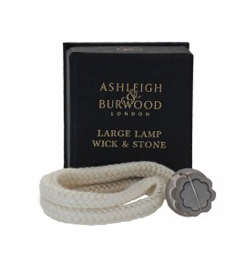 ASHLEIGH & BURWOOD LONDON LAMPE A PARFUM MECHE LARGE