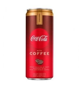 Boisson Coca Cola Caramel et Café 250ML
