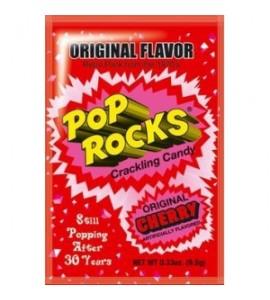 Pop Rocks Sucre pétillant Cerise 9,5 gr