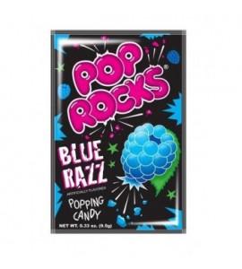 Pop Rocks Sucre pétillant Framboise Bleue 9,5 gr